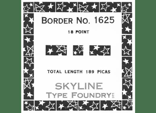 What S New Skyline Type Foundry