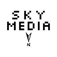 sky media logo