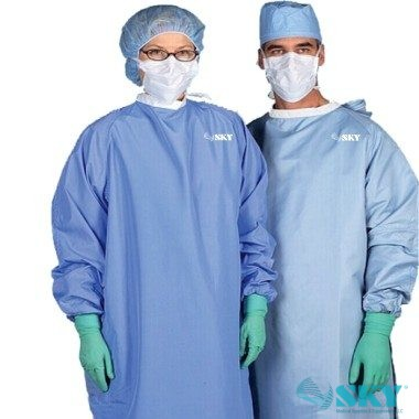disposable garments & drapes