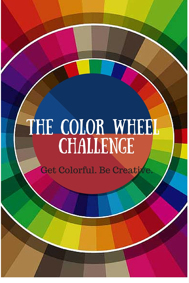 Color Wheel Fashion Challenge