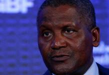 Aliko Dangote still Africa's richest man - Forbes