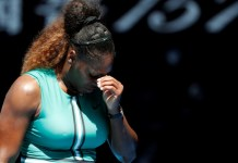 """Serena Williams's bid to equal Margaret Court's record 24 Grand Slam titles was brought to a shuddering halt in sensational style Wednesday by Karolina Pliskova, who will face Naomi Osaka in the Australian Open semi-finals. The American great had beaten world number one Simona Halep in the fourth round but folded against the big-serving Czech seventh seed, who saved four match points before winning 6-4, 4-6, 7-5 under the hot Melbourne sun. It was a gut-wrenching defeat for the 37-year-old, who battled back from a set down and was leading 5-1 in the third and serving for the match, only to throw it away with some poor serving and wild shots as frustrations bubbled to the surface. Since returning last year from giving birth, Williams has made four unsuccessful attempts to match Court's record, and the wait continues with the French Open in May her next chance. AFP / Jewel SAMAD It was Naomi Osaka's second straight Grand Slam semi-final after Flushing Meadows and she is the first Japanese woman in the final four at Melbourne Park since Kimoko Date in 1994 """"She was playing very well. Especially at the end of the second set she went for her shots and she was aggressive,"""" said Pliskova after depriving Williams of a US Open final rematch with Osaka. """"I played too passive. I was almost in the locker-room but now I am standing here as a winner. It is a very good feeling."""" For Pliskova, it is only her third semi-final at a major. She made the last four at Roland Garros in 2017 and the US Open a year earlier, where she beat Williams before losing the final to Angelique Kerber. A focused Osaka brutally swept past Ukraine's Svitolina, who was troubled by neck and shoulder problems, in her attempt to win back-to-back Grand Slams. The Ukrainian needed a similar medical timeout during her third round match, but it was nevertheless a serious statement from the steely-eyed Osaka, who was playing the sort of tennis which drove her to the US Open title. AFP / William WEST Karolina Pli"""