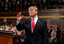 Trump urges unity in State of the Union speech