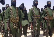US airstrikes kill 15 suspected Al Shabaab militants