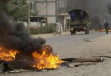 Riot in Cameroon's central prison