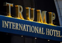 Trump company ditches plans for new hotels: NYT