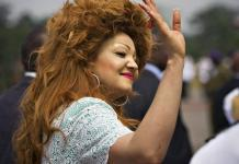 Celebrating African First Ladies: Cameroon's Chantal Biya