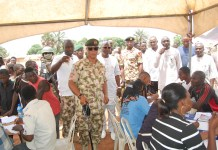 Nigeria's Military taskforce deploys 23 doctors in southern Kaduna crisis