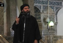 IS chief Baghdadi appears for first time in five years: propaganda video