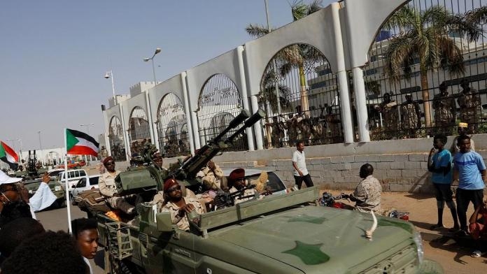 Sudan's army warns protesters on chaos
