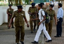 Easter bombers all killed or arrested: Sri Lanka police chief