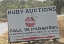 Ex-Zimbabwe's President Mugabe's diary farm equipment auctioned