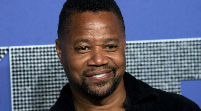 Actor Cuba Gooding Jr charged over groping claim
