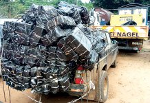 Nigeria - Benin: blame game over smuggling