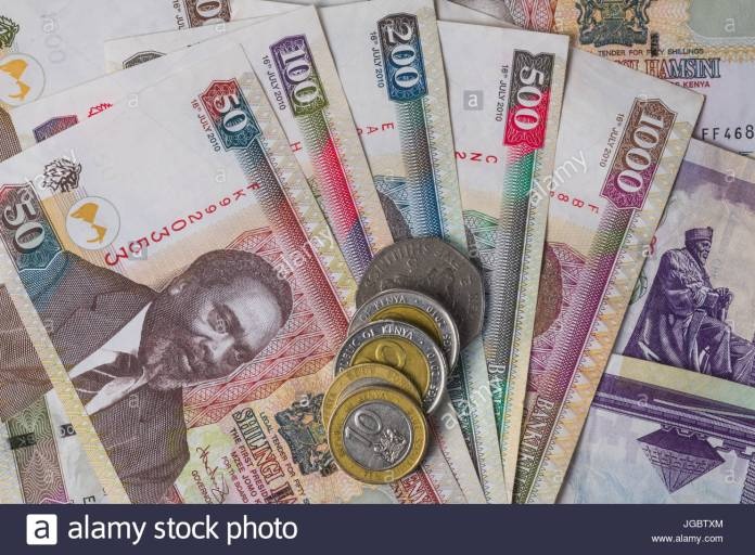 Kenya's shilling drops to its lowest level in nearly two years