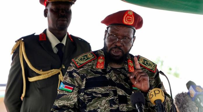 South Sudan bans singing of anthem in Kiir's absence