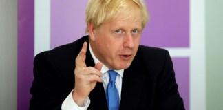Johnson faces UK election test as Brexit battle looms