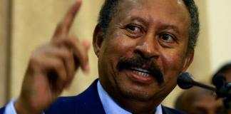Sudan's new PM to prioritize peace and economic alleviation