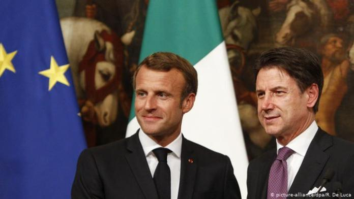 France, Italy to agree on ''automatic distribution'' of migrants