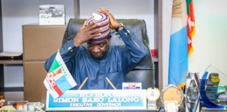 Nigeria's Gov. Lalong sends list of commissioners to Plateau Assembly after 180 days