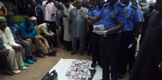 Nigeria's Plateau Police parades 2 suspects who fakes N16m currency, 24 others on various crimes