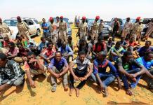 Sudan force arrest 138 Africans trying to enter Libya ''illegally''