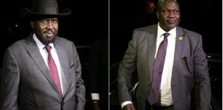 South Sudan's Kiir, Machar agree to form interim govt by Nov 12