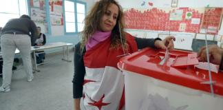 Vote count now underway in Tunisia