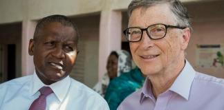 Here's why Bill Gates and Nigeria's Dangote have a 'fruitful partnership'