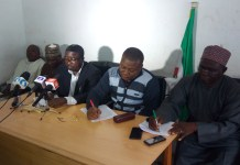 Nigeria's Opposition PDP to move legal team against Gov. Lalong over LG polls