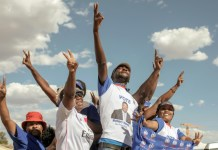 Namibia votes in polls set to test ruling party's grip on power
