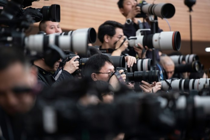 Skynewsafrica At least 250 journalists are jailed around the world, with the largest number held in China, amid a growing crackdown by authoritarian regimes on independent media, a press watchdog group said Wednesday. Many of those imprisoned face
