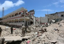 Skynewsafrica Somali presidential palace attacked by al-Shabaab militants
