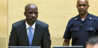 skynewsafrica Ivory Coast's Ble Goude sentenced to 20 years