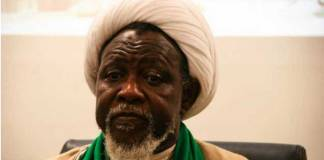 skynewsafrica Islamic sect in Nigeria says govt wants to kill leader El-Zakzaky in prison