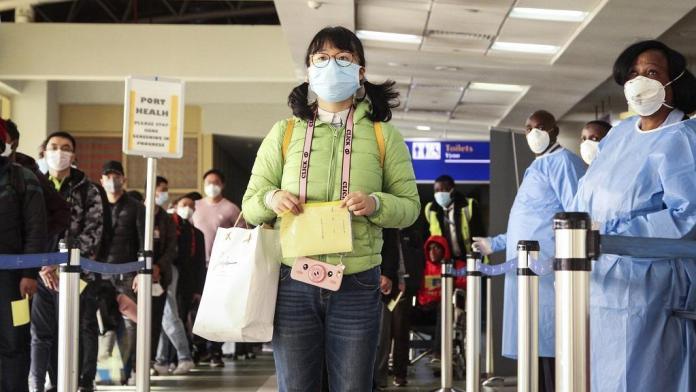sky news africa Coronavirus: Kenya, Ethiopia, Botswana record new suspected cases