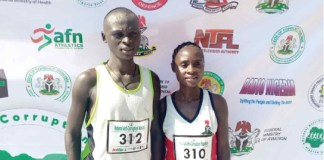 sky news africa Marathon: Nigeria's Plateau NSCDC athletes bags first medals in 42km race