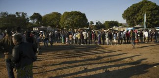 skynewsafrica Malawi starts voting in a rerun of the presidential poll