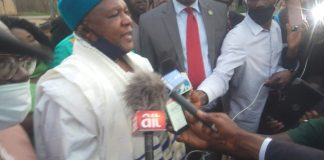 sky news africa Boko Haram Nigerian security release detained ex apex deputy Bank chief