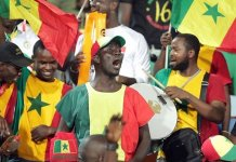 sky news africa FIFA Ranks Senegal #1 in African Football