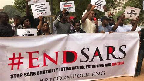 sky news africa EndSARS: Get involved in Politics, Nigeria's Plateau Commissioner charges youth