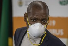 sky news africa South Africa's health minister gets COVID-19, as cases rise