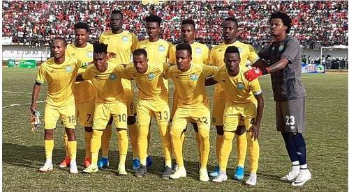 sky news africa Ethiopia through to first Total AFCON since 2013