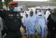 sky news africa Nigerian governor says 279 kidnapped schoolgirls are freed