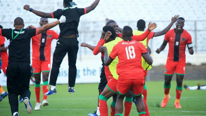 sky news africa Mbulu sends Malawi to third total Africa Cup of Nations
