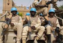 sky news africa 4 UN peacekeepers killed in northern Mali