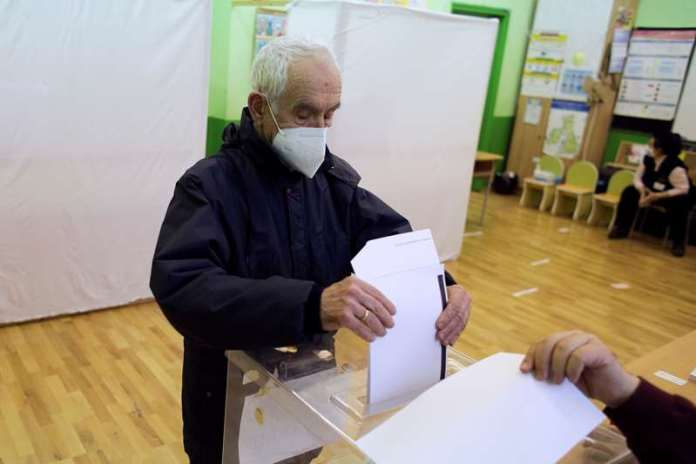 sky news africa Bulgarian PM seeks 4th time lucky at 'work, work, work' election