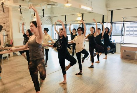 XTEND BARRE®️ CLASSES RESUMES AT SKY PILATES
