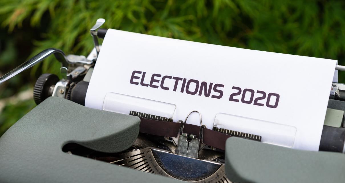 election day 2020 absentee ballot