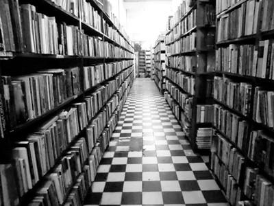 books, bookstore, library